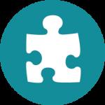 strategy icon aqua